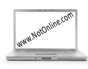 Not online
