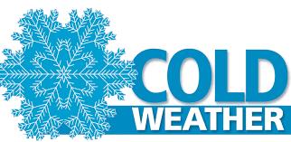 winter website design