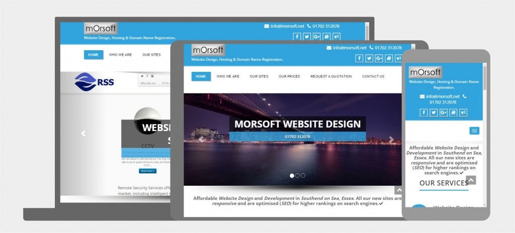 Testing a responsive site just got a lot easier with Google Resizer.