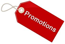 promotion alerts