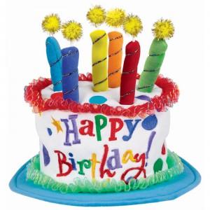 happy birthday website design