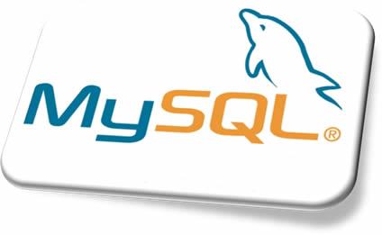 mySql website interface